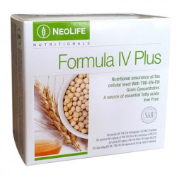 Formula IV Plus, multivitamin