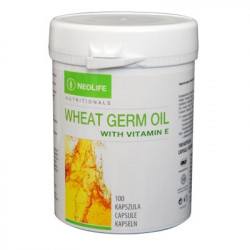 Wheat Germ Oil med vitamin E