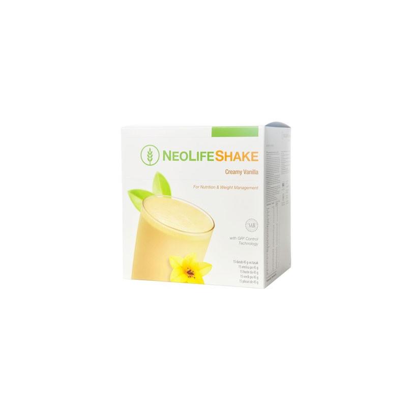 Neolife Shake, Protein Shake, Creamy Vanilla