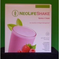 NeoLife Shake, Protein Shake,Berries'n Cream