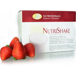 Nutrishake Proteindryck, jordgubb