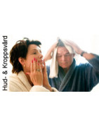 Duschgel , hudlotion, hårshampo och balsam som  håller dig fräsch.